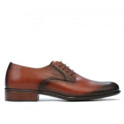 Pantofi eleganti barbati 837 a coniac