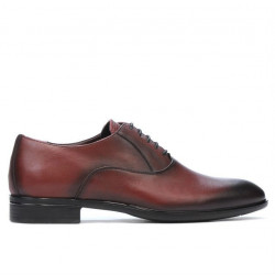 Men stylish, elegant shoes 876 a bordo
