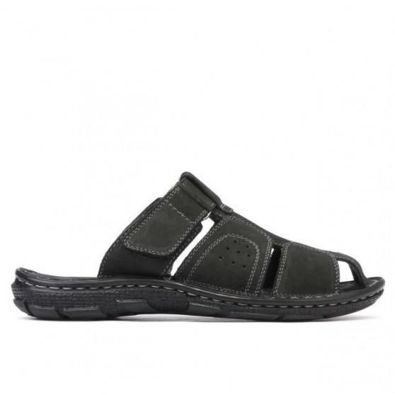 Sandale barbati 332 tuxon negru