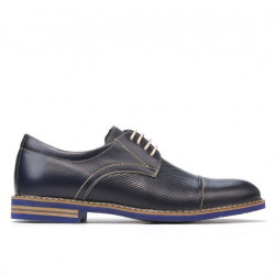 Men casual shoes 873 indigo