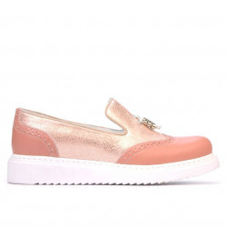 Women casual shoes 659-1 rosa combined