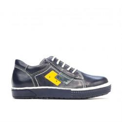 Pantofi copii mici 57-1c indigo01