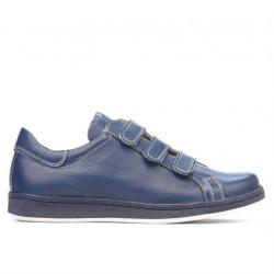 Pantofi sport adolescenti 369sc indigo scai