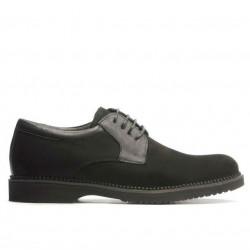 Pantofi casual barbati 881 bufo negru