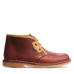Women boots 7101 bordo
