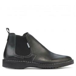 Men boots 7302 black