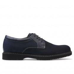 Men casual shoes 881 bufo indigo