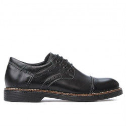 Teenagers stylish, elegant shoes 372 black