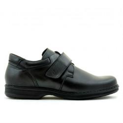 Pantofi casual / eleganti barbati 854msc negru