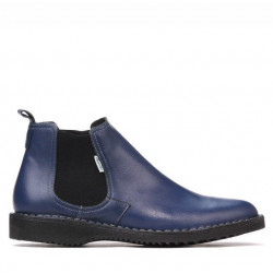 Men boots (large size) 7302m indigo