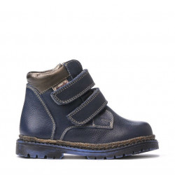 Small children boots 37-1c indigo+aramiu