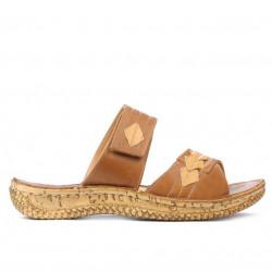 Sandale dama 506 maro cerat