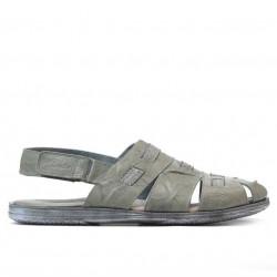 Sandale barbati 302 crep gri