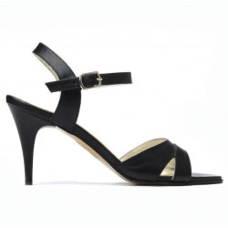 Sandale dama 1240 negru