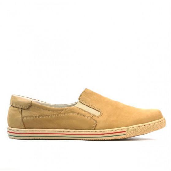 Pantofi sport dama 624 bufo nisip