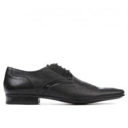 Pantofi eleganti barbati 800 negru