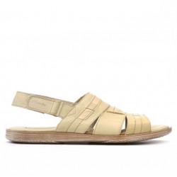Men sandals 301 beige