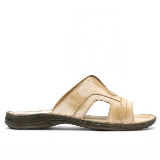 Sandale barbati 303 a bej
