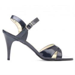 Sandale dama 1240 lac indigo