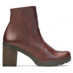 Women boots 3325 bordo