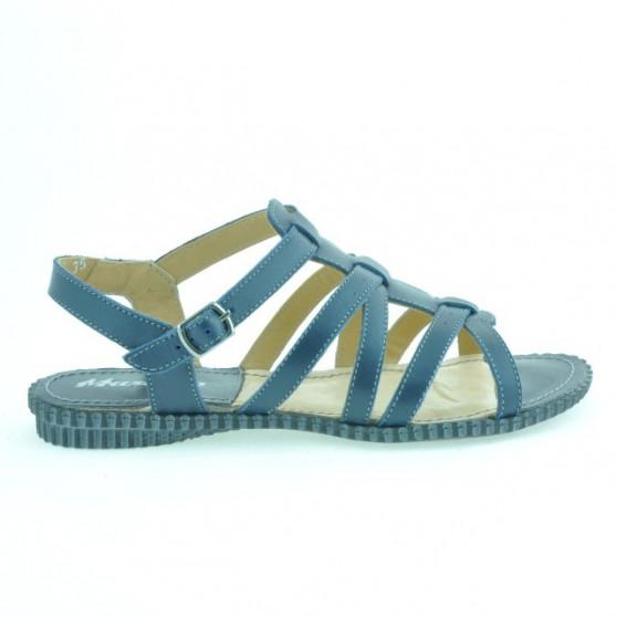 Sandale dama 595 indigo