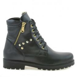 Women boots 3292 black