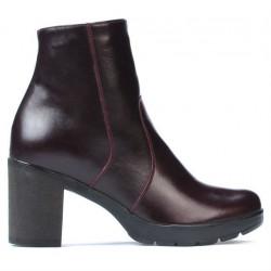 Women boots 3325 bordo01