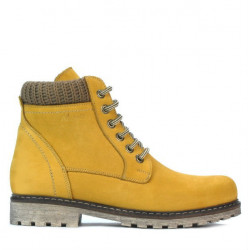 Women boots 3269 bufo yellow