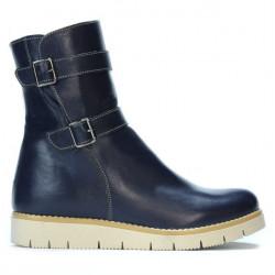 Women boots 3321 indigo