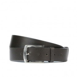 Men belt / women 01b cafe dark