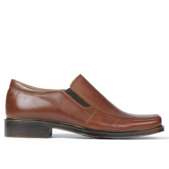 Pantofi eleganti barbati 789 maro