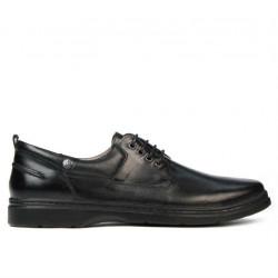Men casual shoes (large size) 883m black