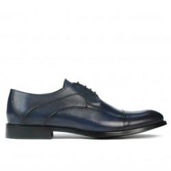 Pantofi eleganti barbati 879 a indigo