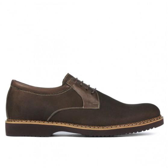 Pantofi casual barbati 881 bufo cafe