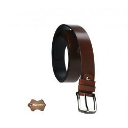 Men belt 23b brown