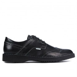 Pantofi casual barbati 7204 negru