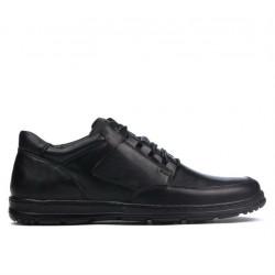 Men casual shoes 887 black