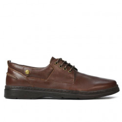 Pantofi casual barbati (marimi mari) 883m cafe