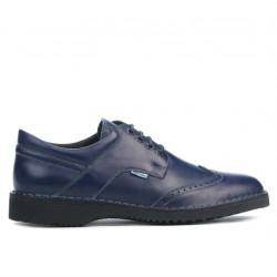 Pantofi casual barbati (marimi mari) 7204m indigo