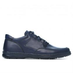 Men casual shoes 887 indigo