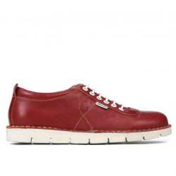 Women casual shoes 7005 red