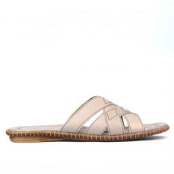 Sandale barbati 305 bej