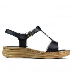 Women sandals 5040-1 indigo
