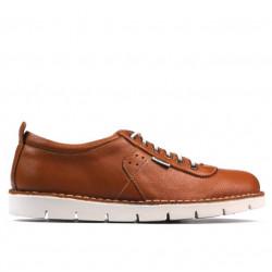 Pantofi casual dama 7005 maro