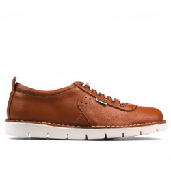Women casual shoes 7005 brown