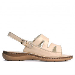 Women sandals 5044 beige
