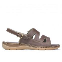 Sandale dama 5044 capucino