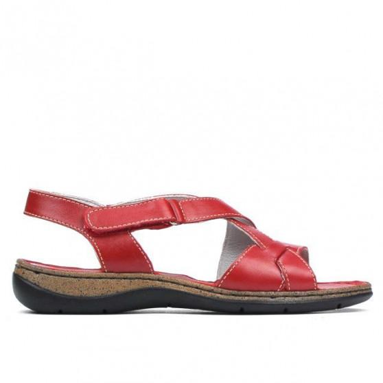Sandale dama 5047 rosu
