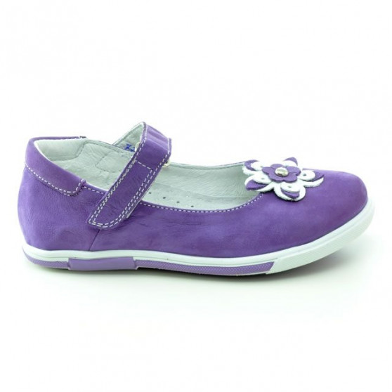 Small children shoes 06c purple