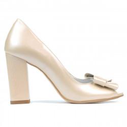 Sandale dama 1271 bej sidef